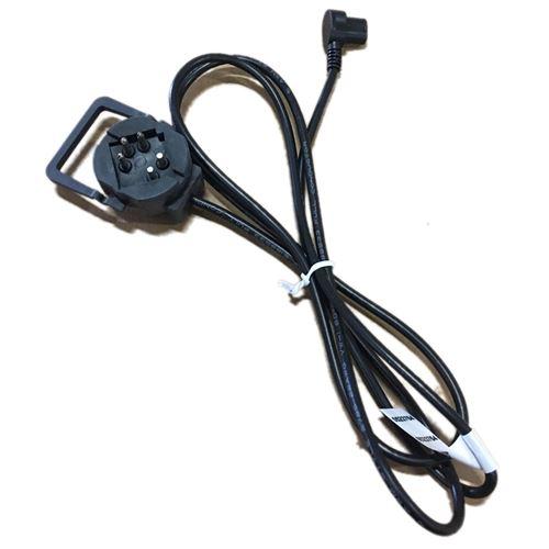 Hussmann 0523764 - 5 pin male plug - 2pin EcoShine
