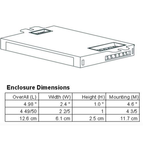 ICF-1D38-H1-LD dimensions