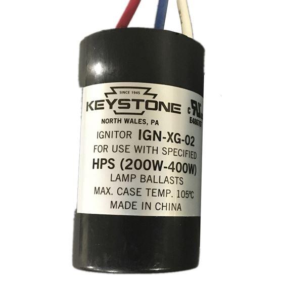 Keystone IGN-XG-02 - HPS ignitor - 200W-400W